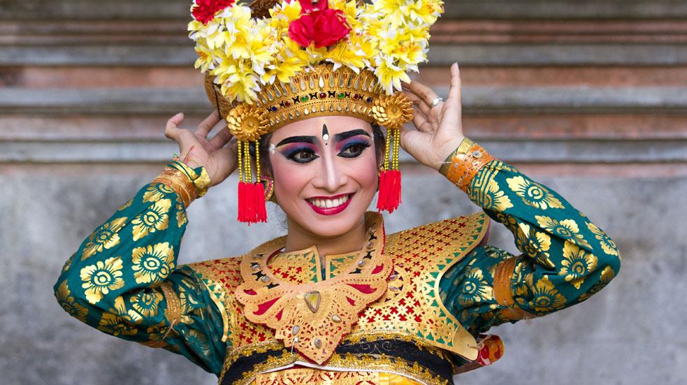 Bali a Indonésie