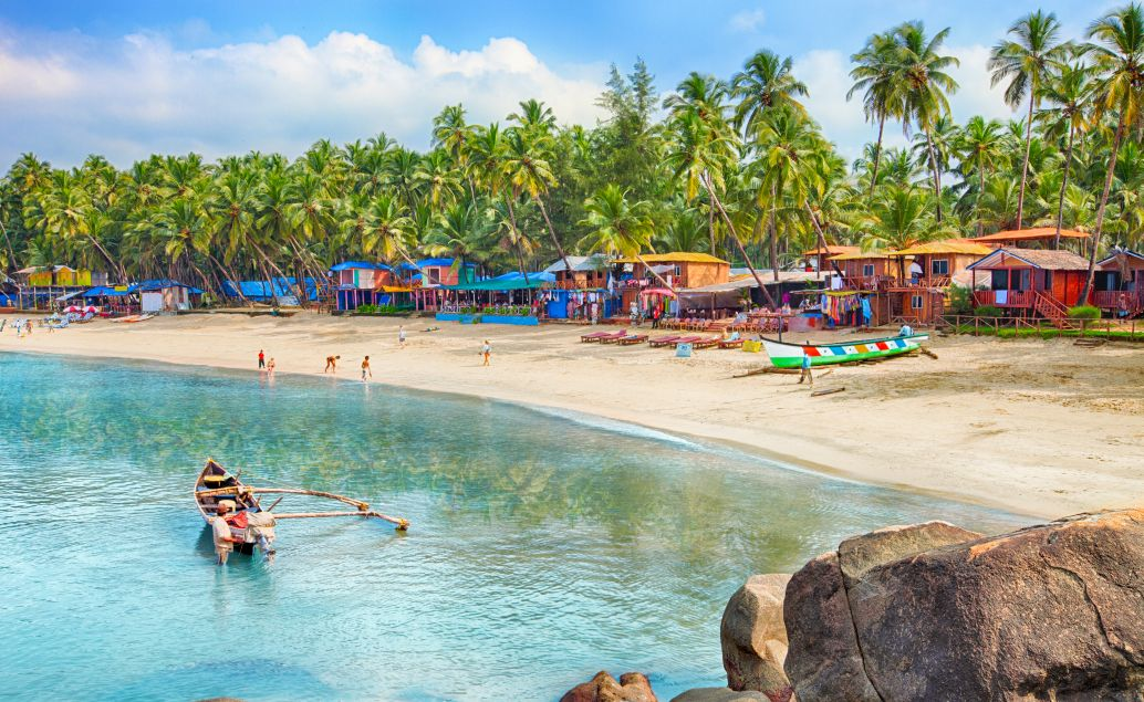 To nejlepší z Indie,  relax na pláži Agonda