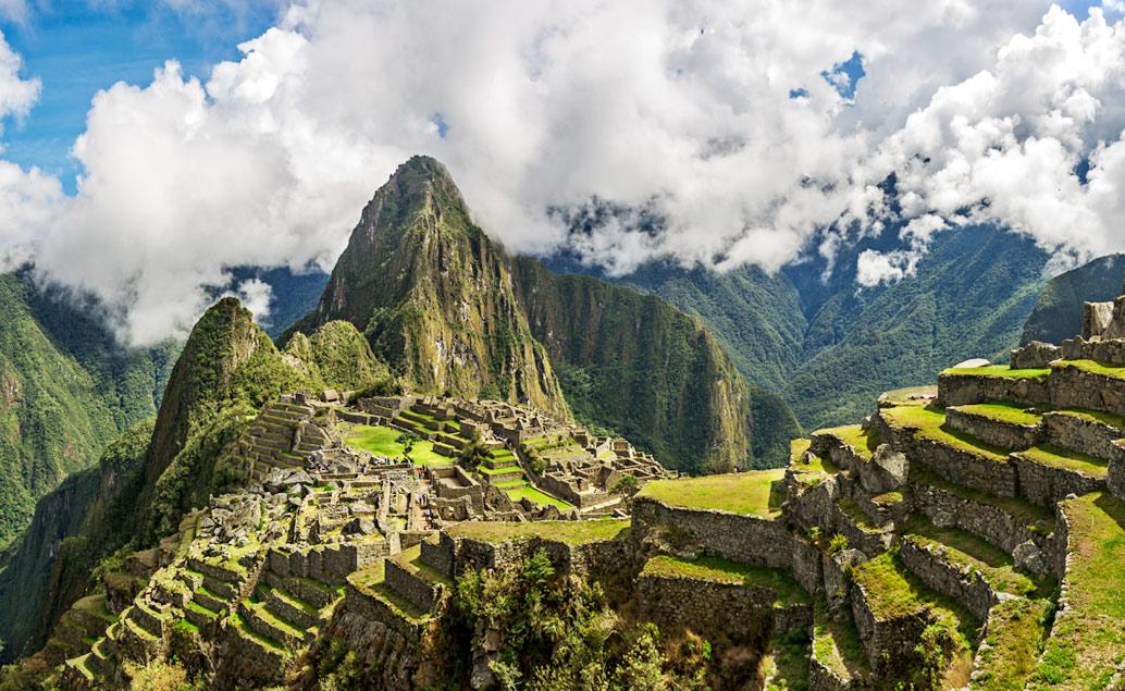 Dva 7. divy světa - Chichén Itzá a Machu Picchu