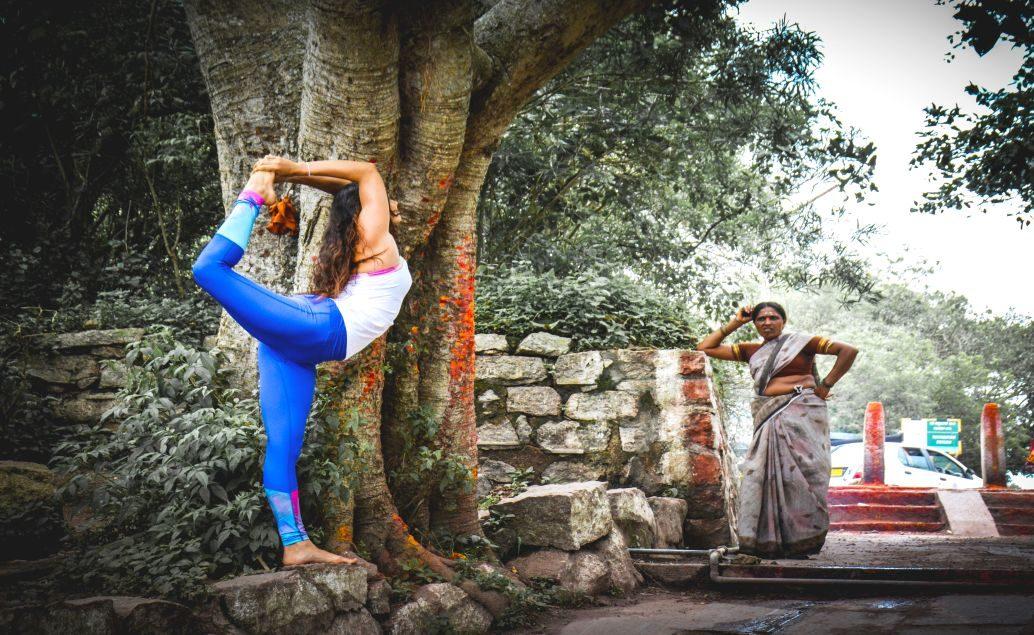Jóga v Indii s Lindou Michna