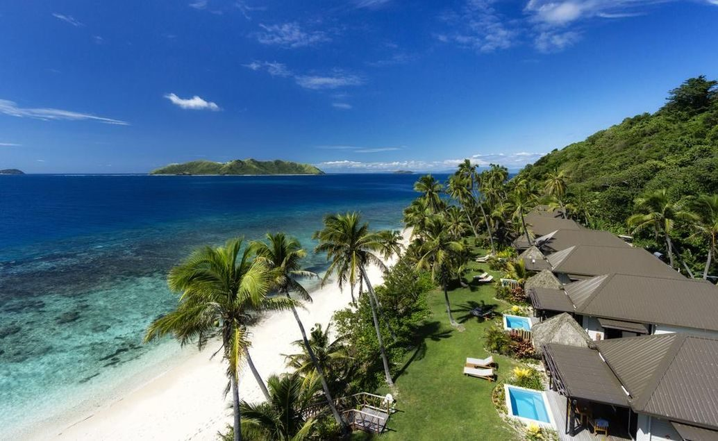Matamanoa Island Resort **** All inclusive