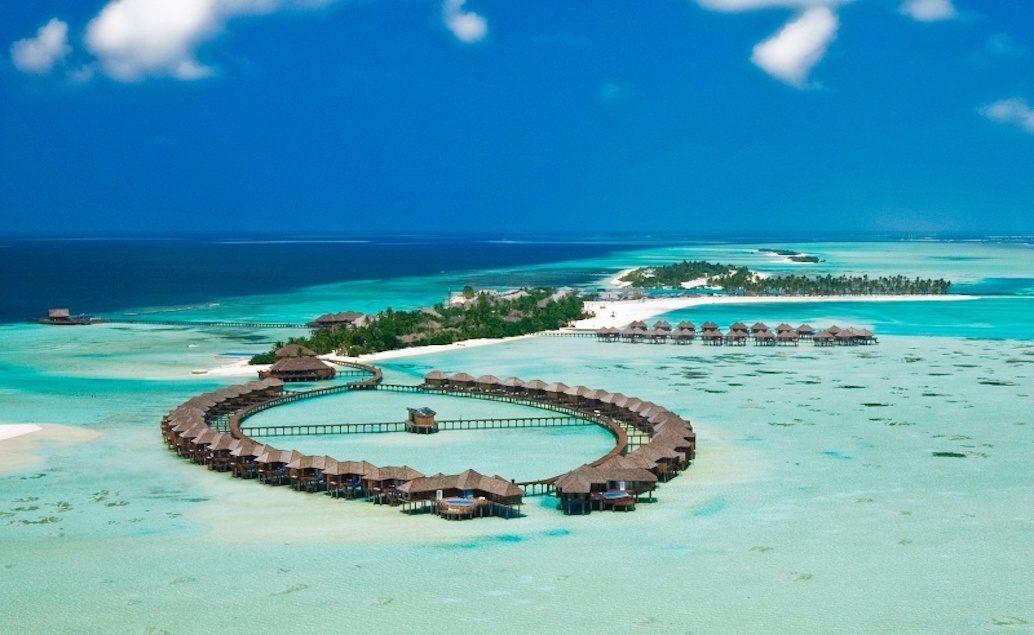 Zájezd Olhuveli Beach Resort 4****