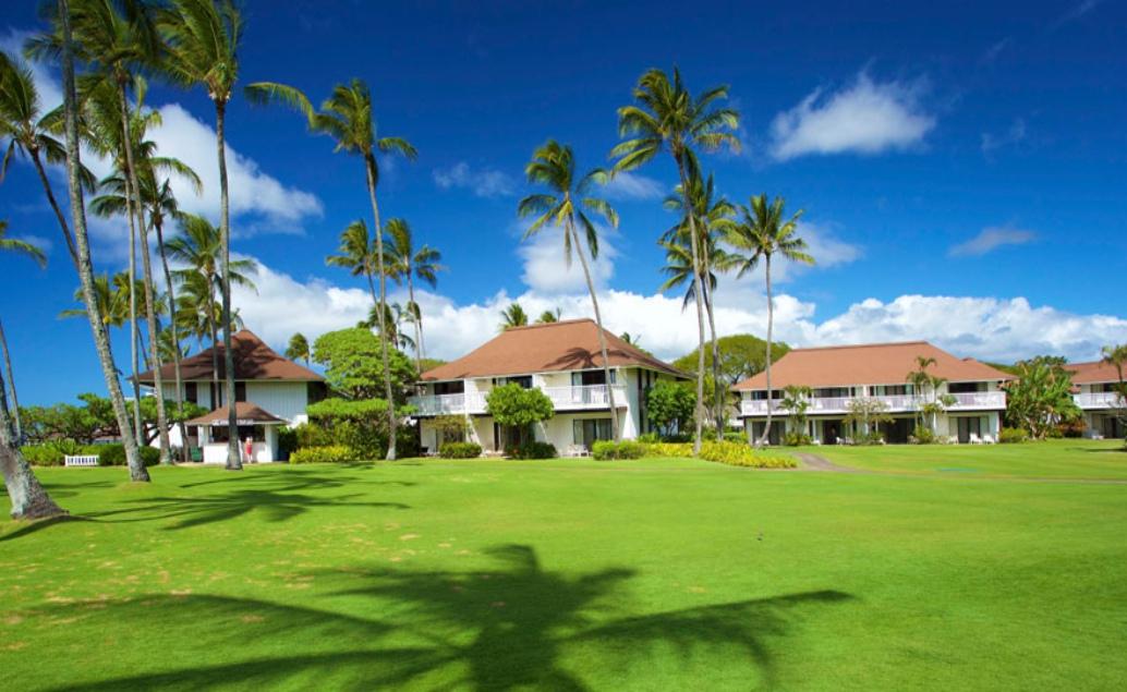 Hawaii (Kauai) - Kiahuna Plantation Resort Kauai