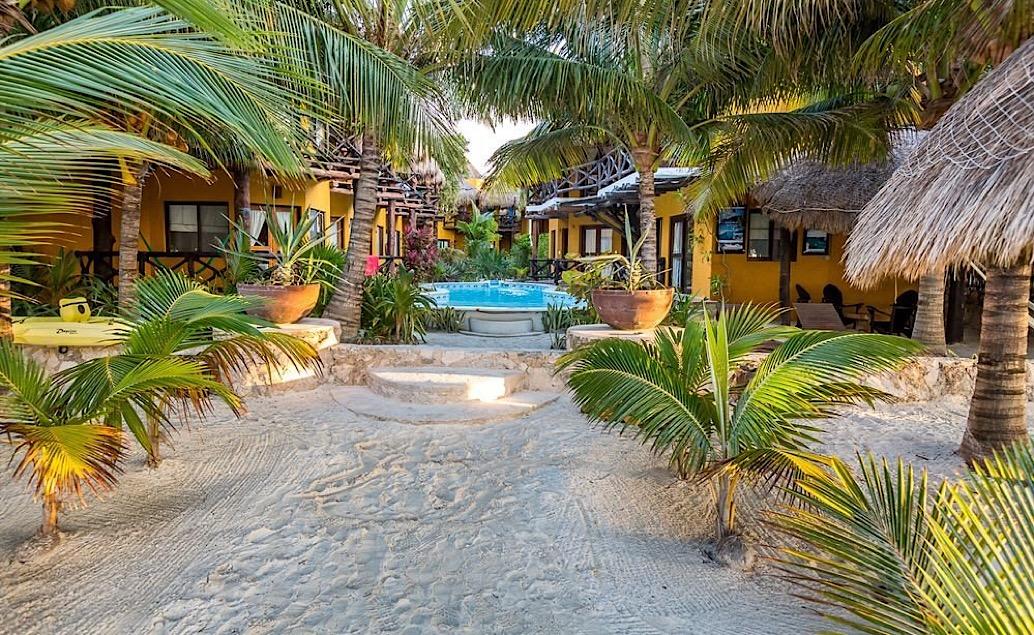 Krásy severovýchodního Yucatánu