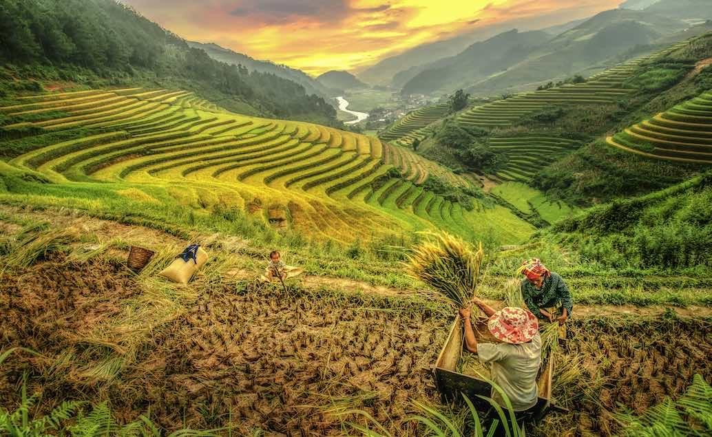 Provincie Ha Giang a hory severu