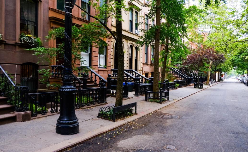 New York a Washington