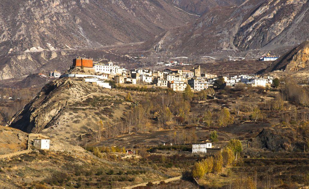 Mustang - poznejte původní Tibet