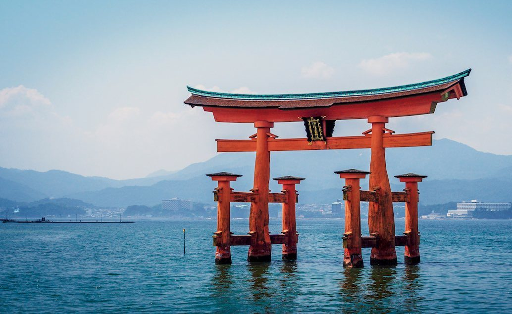 Zájezd jóga Japonskem s Václavem Krejčíkem