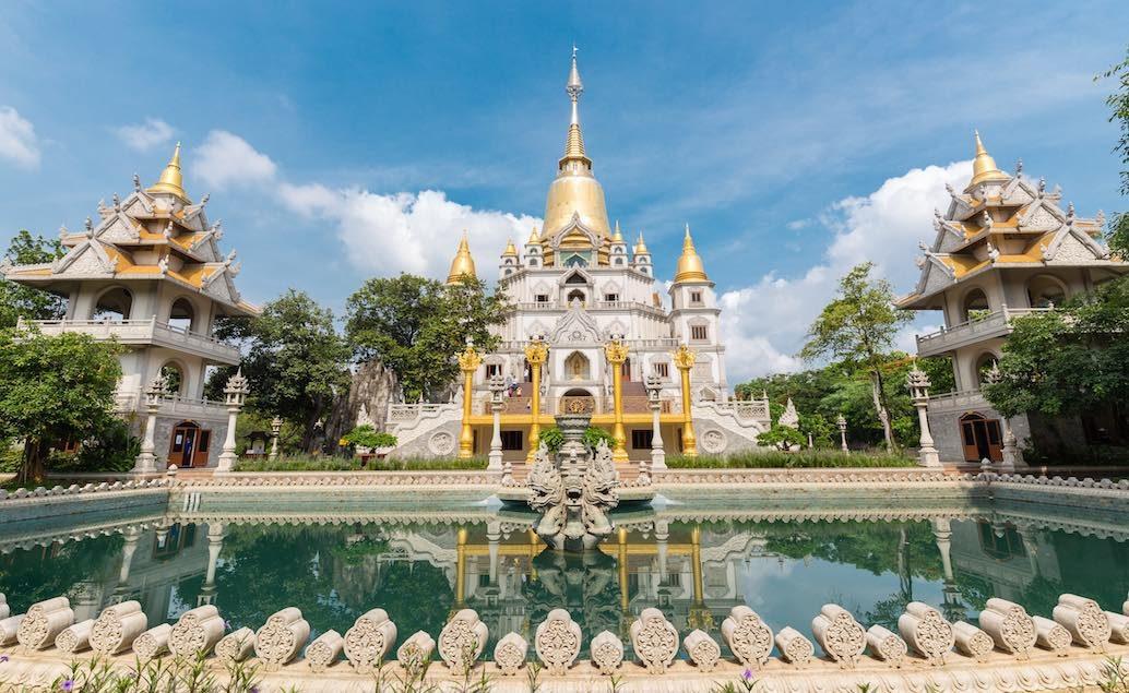 Zájezd to nej Vietnam a Kambodža