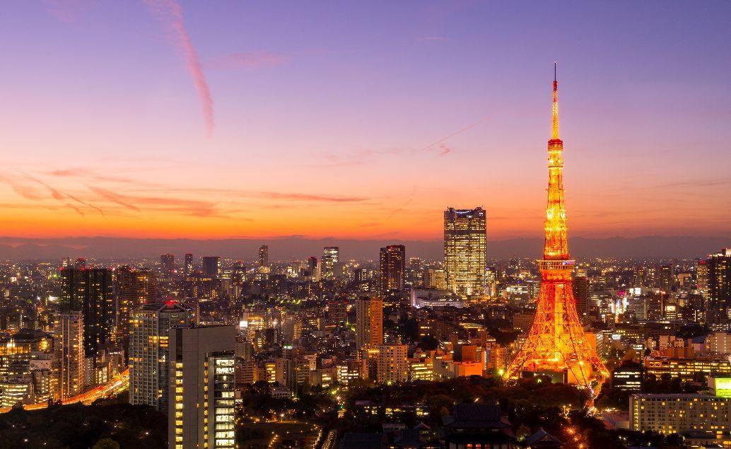 Zájezd příroda Japonska