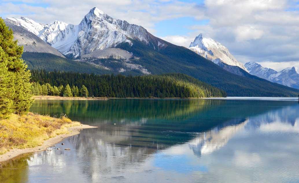 Severozápad USA a západní Kanada - velký okruh