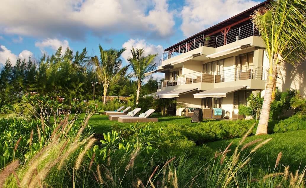 Apartmány Paradise Beach Pointe d'Esny
