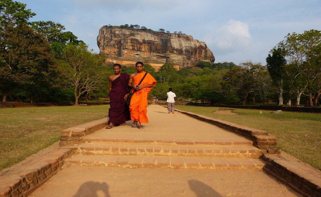 Jóga s českým průvodcem Srí Lanka