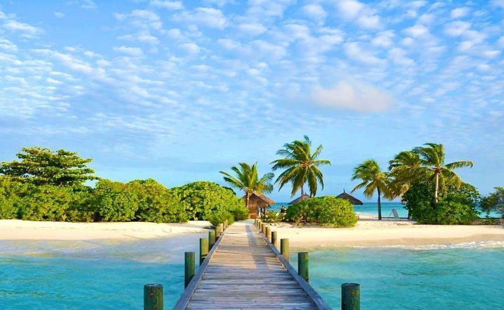 Kombinace Japonsko a Maledivy