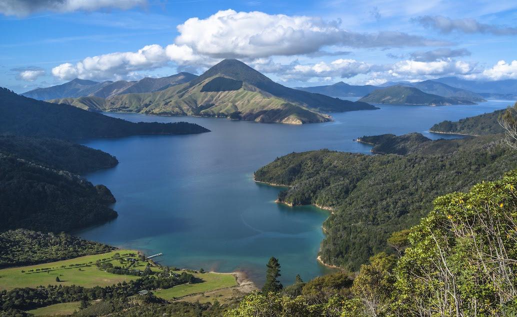 Zájezd Novozélandskou přírodou