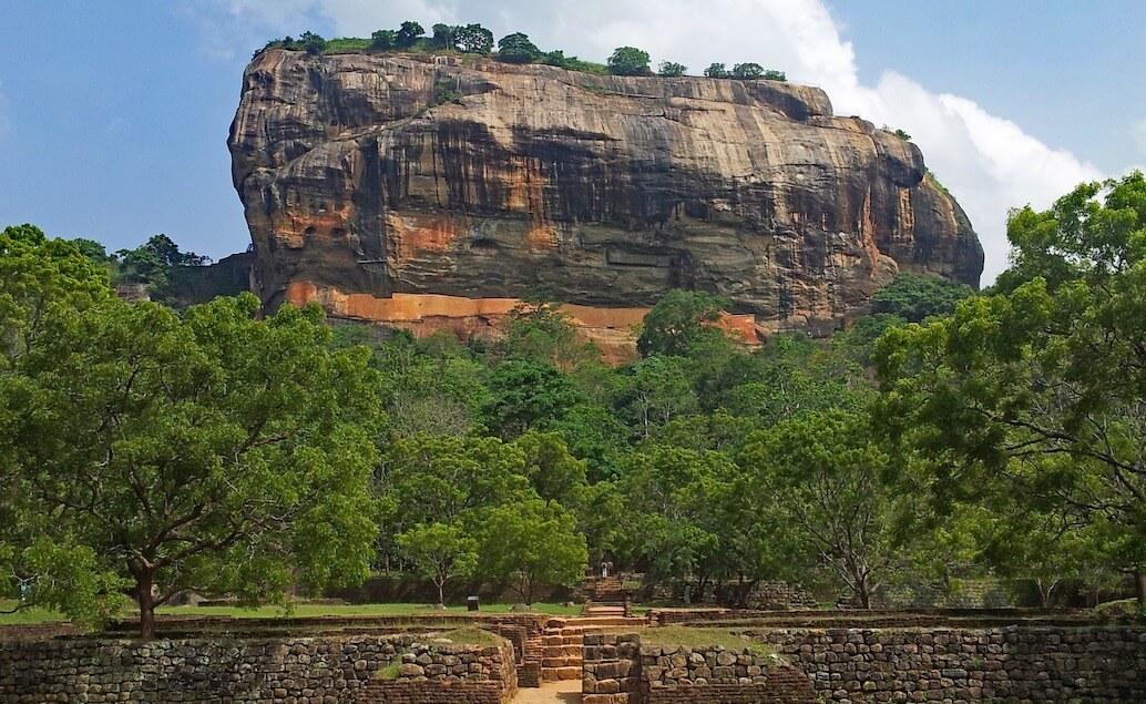 skála Sigiriya