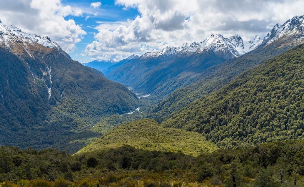 Kombinace Nový Zéland a Austrálie INDIVIDUÁLNĚ