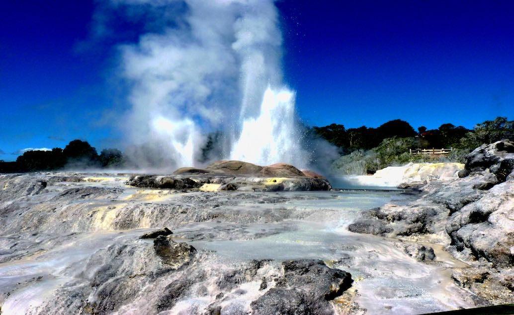 Okouzlující příroda Nového Zélandu