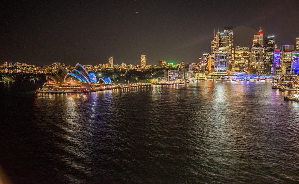 Zájezd Austrálie, Nový Zéland a Fidži