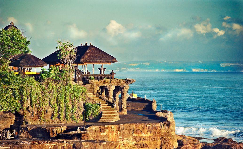 Japonsko a relax na Bali