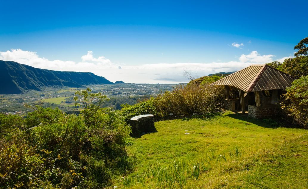 Ze Cilaos na nejkrásnější vyhlídku Réunionu