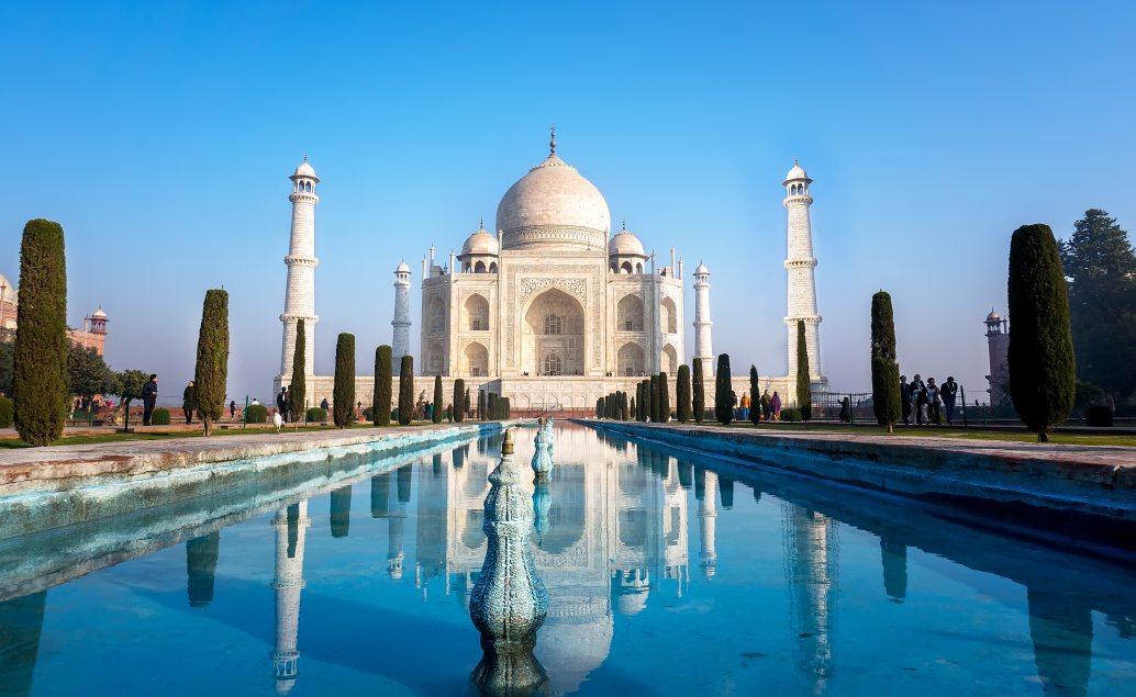 Luxusní zájezd Indie