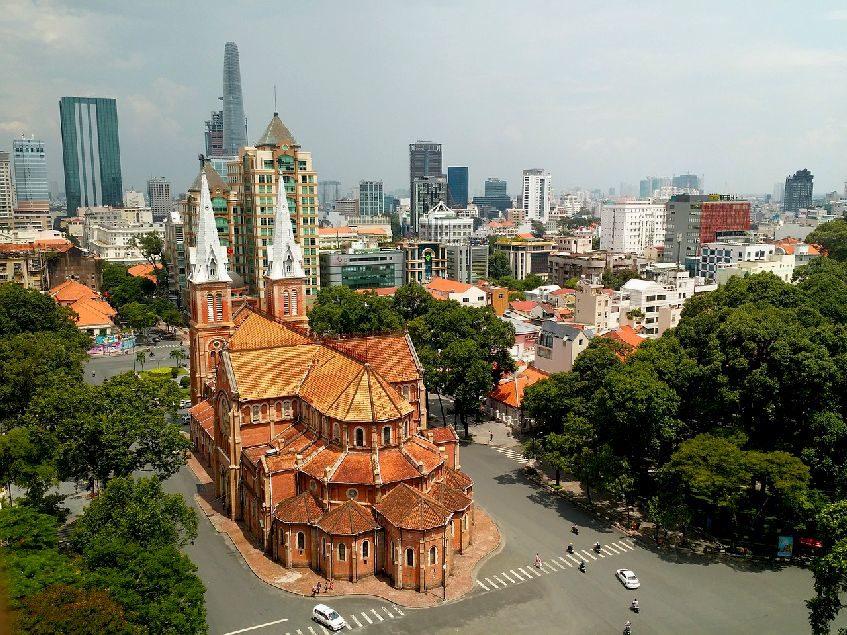 Zájezd velká cesta Vietnam