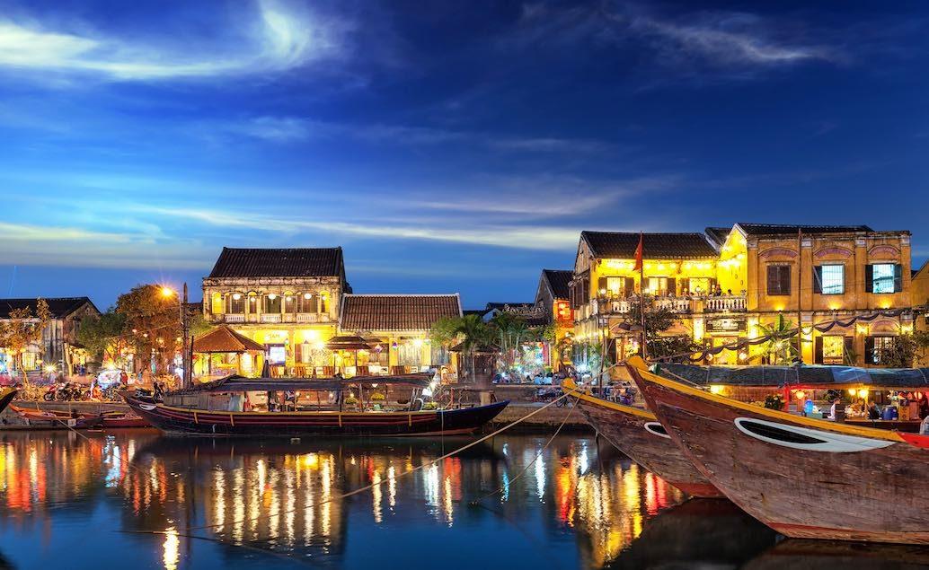 Zájezd Všechny chutě Vietnamu
