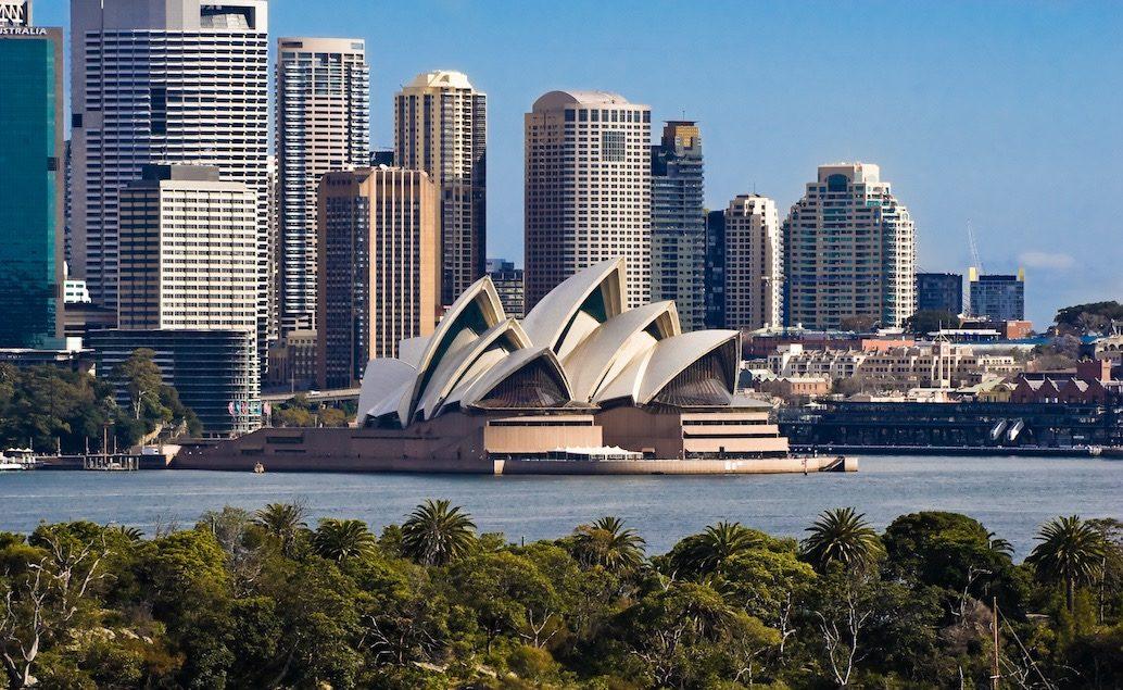 Zájezd Austrálie letem světem