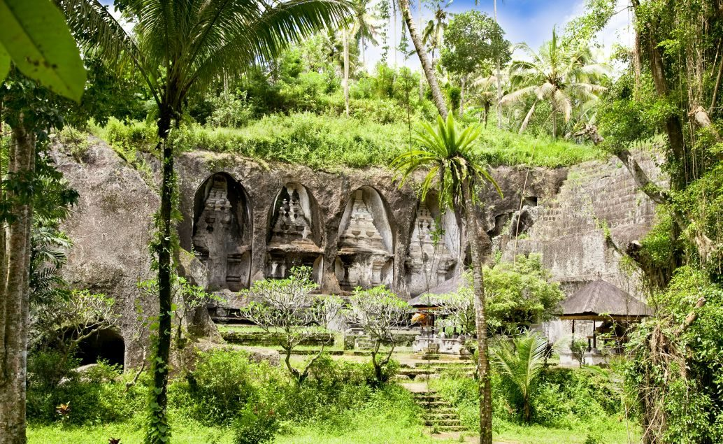 Meditace a jóga na Bali