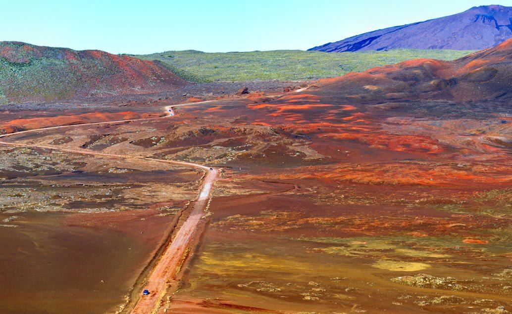 Kombi příroda Réunionu a relax na ostrově Mauricius