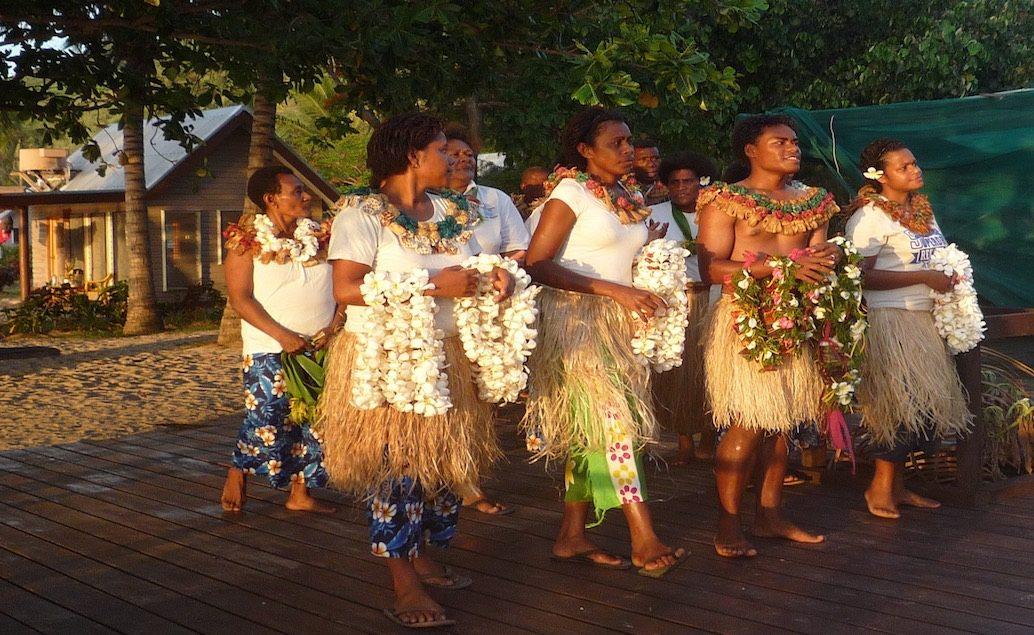 Zájezd Fidži - pláže Pacifických ostrovů