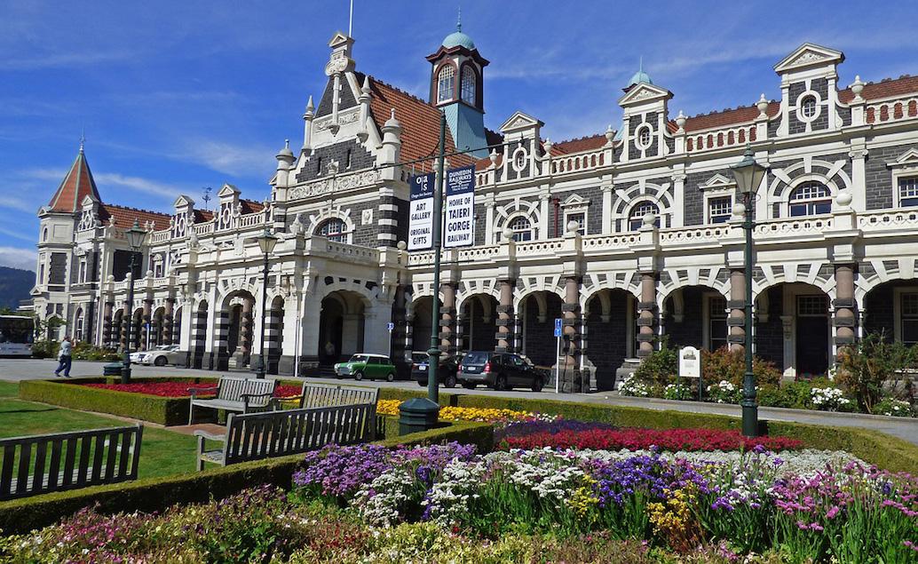 Krásy Nového Zélandu