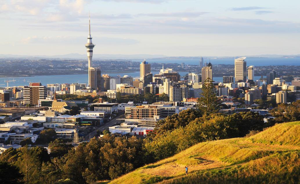 Nový Zéland KOMPLET s českým průvodcem