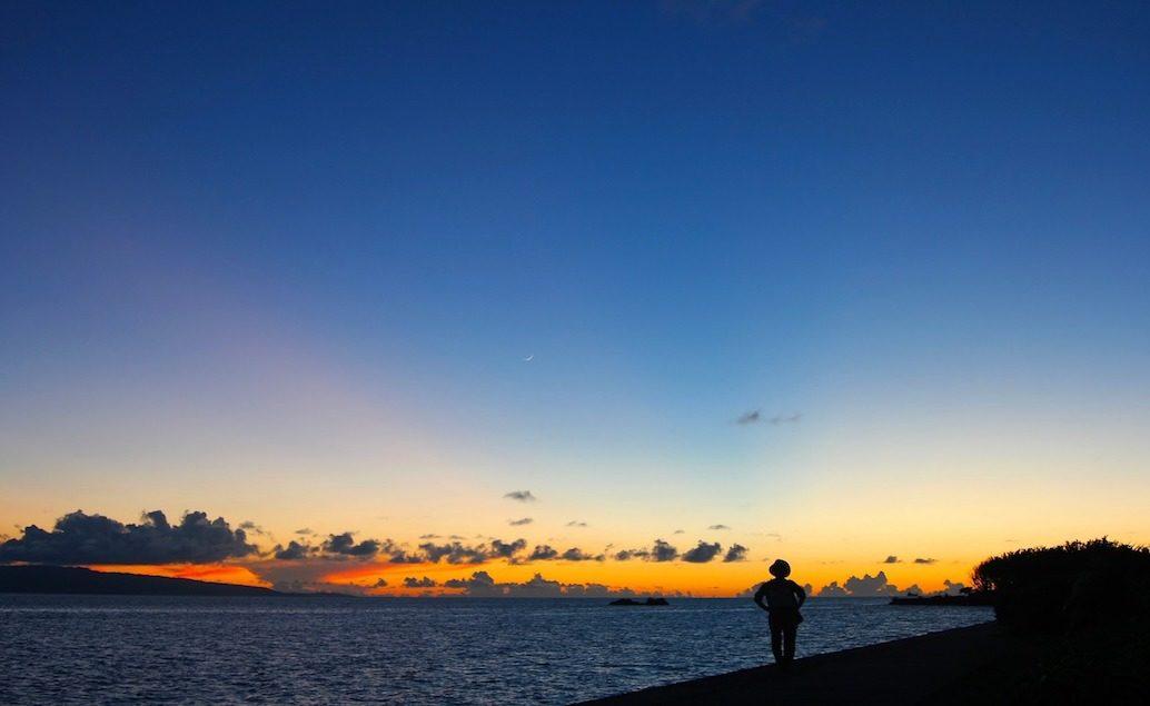 Příroda  a relax na tropických ostrovech Okinawa
