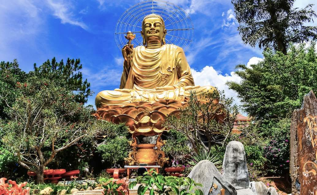 Zájezd přírodní krásy Vietnamu