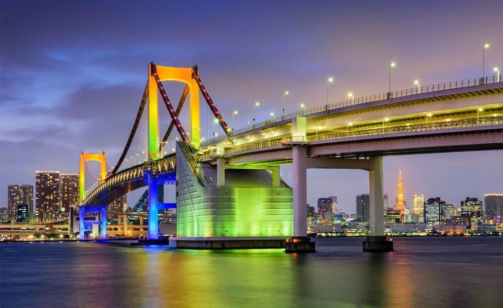 Japonsko a thajský Phuket