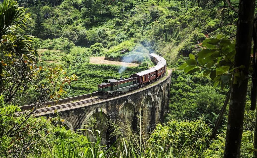 Srí Lanka v létě s českým průvodcem