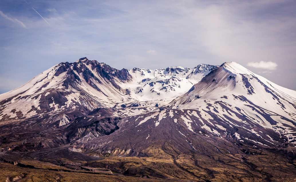 Od Pacifiku k sopkám Kaskádových hor