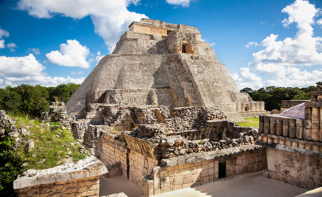 Mayský Yucatán a incké Peru individuálně
