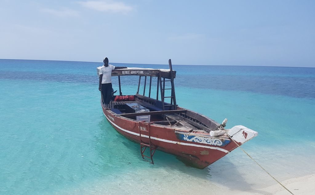 Chiuni Zanzibar Beach Lodge 3***