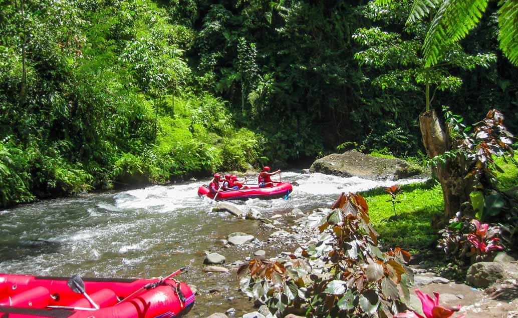Dobrodružná dovolená na Bali s dětmi