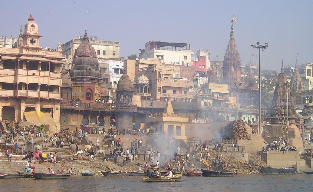 Radžastán, Váránasí a pláže Goa