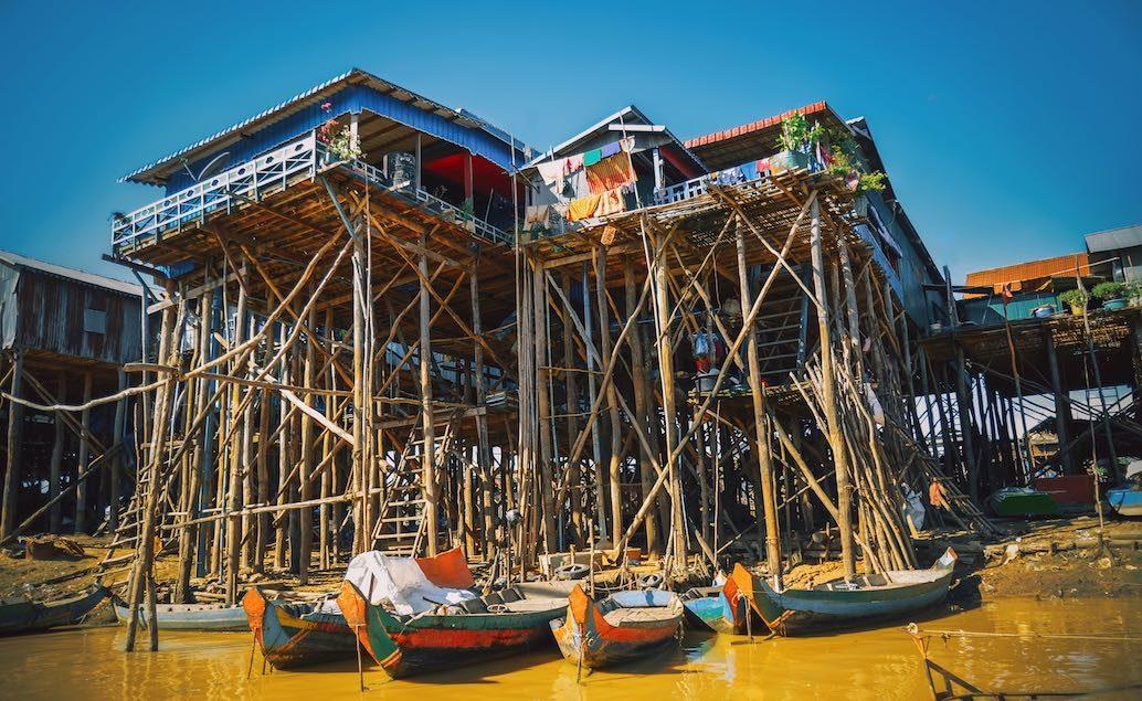 Zájezd velká cesta Vietnam, Kambodža