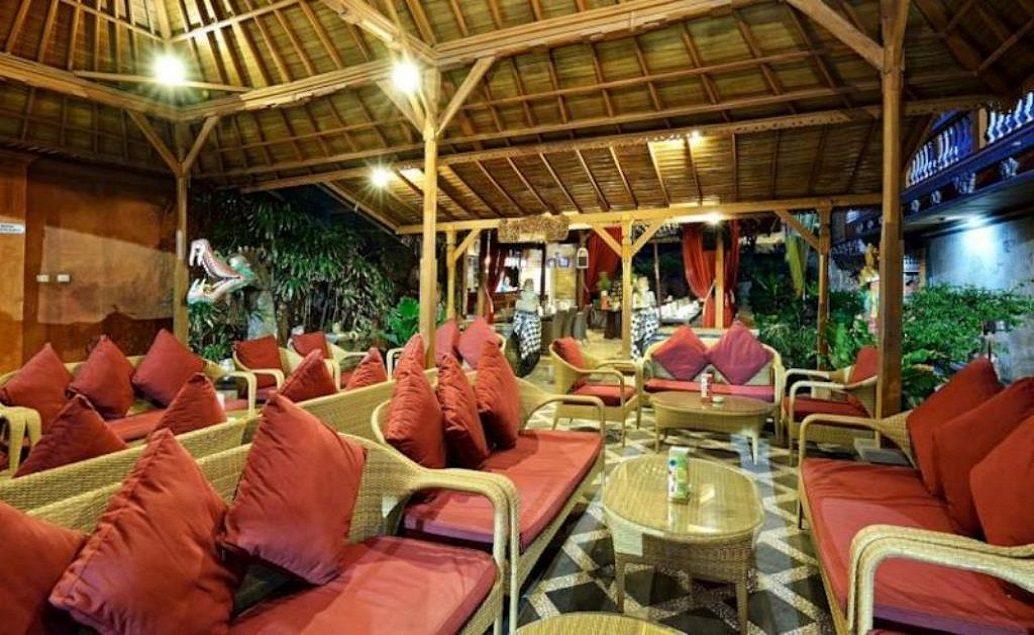 Wina holiday villa Kuta 3***, pláž Kuta