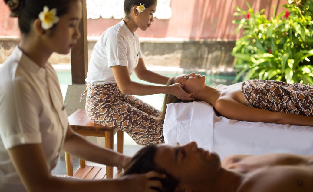 Jóga na Bali s Kirsten