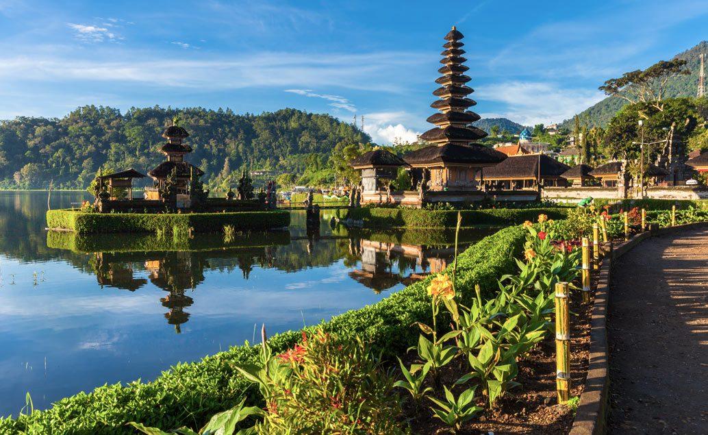 Zájezd Kouzlo Bali a Jelení ostrov