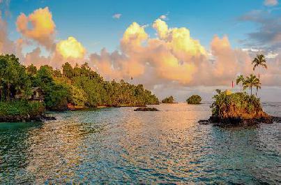 Seabreeze Resort Samoa 4*