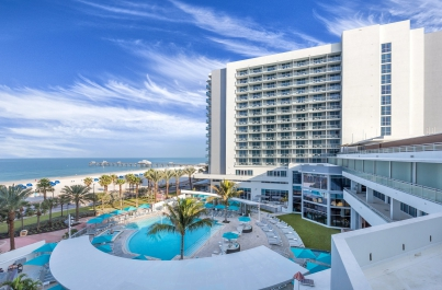 Clearwater (Florida) – Wyndham Clearwater Beach Resort