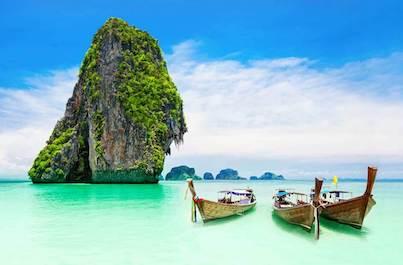 Kombinace Indie a Thajsko - pláže ostrova Phuket